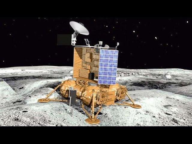 Аппараты лунных программ Навигационные системы Документальный фильм