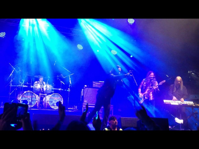 Stratovarius Black Diamond Live RunniRock 2016