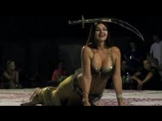 Arabic Belly Dancer Julia Kosenko Arabic Belly Dance Show  701