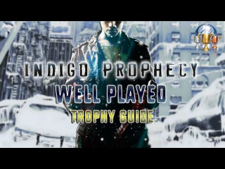 Indigo Prophecy PS4 - Well Played Trophy Guide (Lucas convinced Tiffany to stay the night)