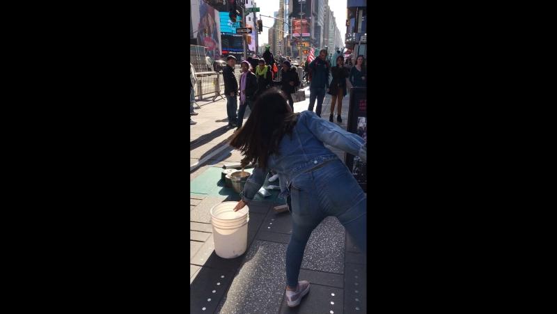 Times Square Manhattan New York USA 🇺🇸 11 11 16