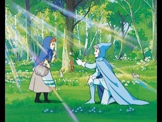 Sekai Meisaku Dwa: ANYA, LA MUCHACHA DE LA NIEVE (Toei Animation, 1980)