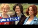 Bibi und tina 4 BIBI TINA 4 - Tohuwabohu Total | FILMSTARTS am Set