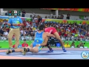 РИО-2016 74 кг 1_4 финала Сохсуке Такатани (Япония) - Галымжан Усербаев (Казахстан)
