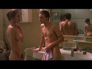 Обнаженную Еву Грин Застукали Спящей С Двумя Парнями – Мечтатели (2003)