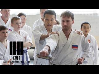 Ролик с семинара Микио Яхары в Иркутске 2017