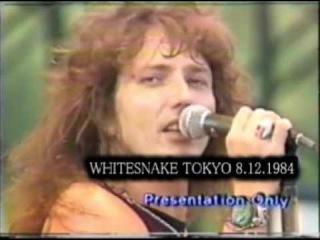Whitesnake Kings Of The Day Live Tokyo 1984 With John Sykes Full Concert