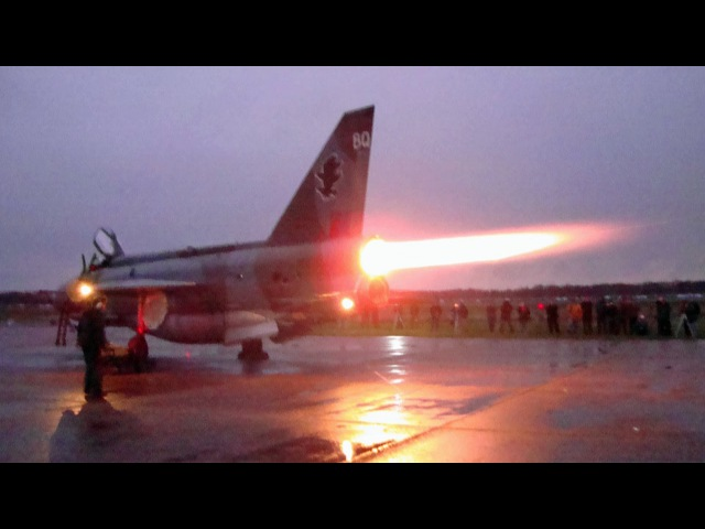 Pure Jet Engine Afterburner Sound Without Music.
