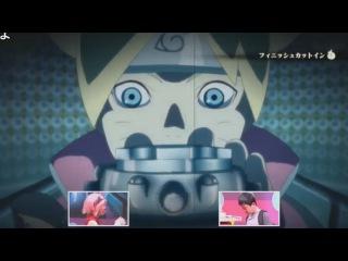 Naruto Ultimate Ninja Storm 4 Road to Boruto - Boruto Mitsuki New Ultimate Jutsu Mecha Naruto Ougi