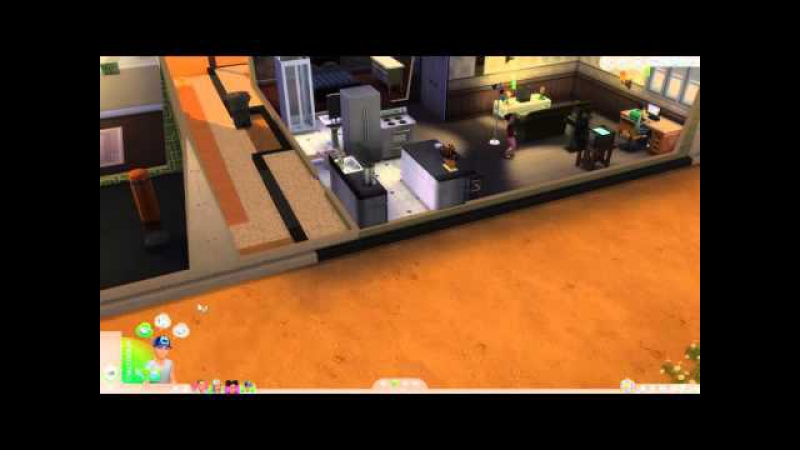 Sims 4 русский цикл 35 серия