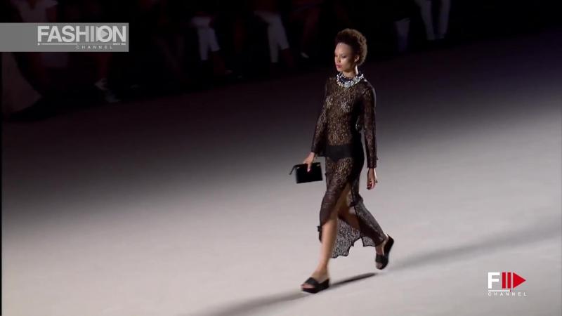LOLA CASADEMUNT 080 Barcelona Fashion Spring Summer 2017 by Fashion Channel