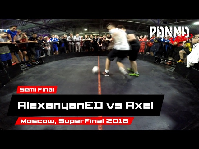 Semi Final Panna PRO SuperFinal AlexanyanED vs Axel