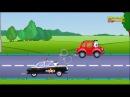 развивающий мультфильм Анимашка Познавашка Машинки