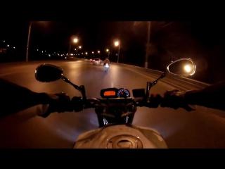 Honda CBR 919 RR  & Yamaha Fz6N VOLGOGRAD