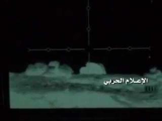 Йемен. +18. Ночная охота снайперов ВС Йемена на саудитов и их наемников. Западное п...