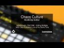 Chaos Culture - MultiClip MIDI Editor - Walkthrough Part ONE