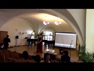 Нэля Гафиятуллина - Выступление и Вопросы