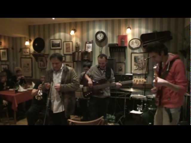 Jani B(l)ack Blues koncert Vágatlan 1 rész.2011.12.17.Árnyas Étterem