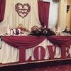 Оформление свадеб тканями и цветами в Королеве