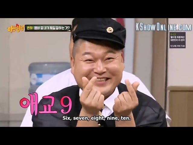 The Brothers Kang Hodong