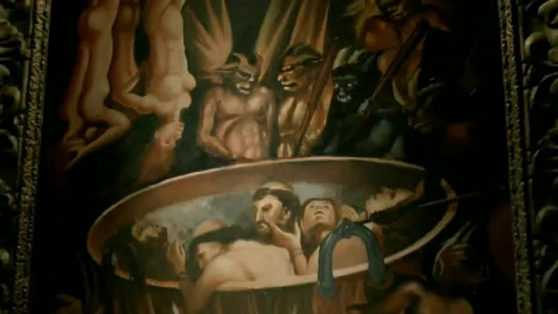 Внутри девятого номера 1 сезон 6 серия из 6 Страх и Трепет