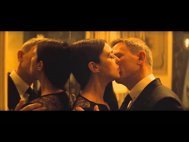 Spectre James Bond salva a Sra Lucia Mónica Bellucci