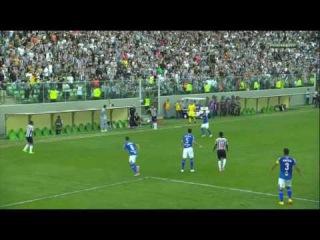 GOL DE FRED! Atlético MG 2 x 1 Cruzeiro - Brasileirão 2017
