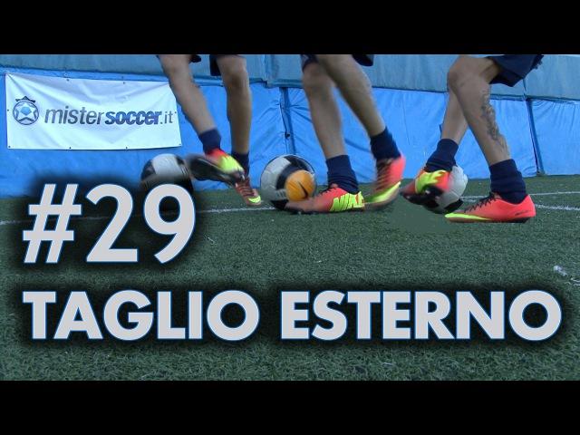 FINTA 29 TAGLIO ESTERNO Callejon Lavezzi Bale