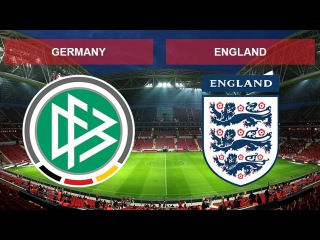 LIVE STREAM: Germany vs England - Full Match Online - International Friendly 2017 HD