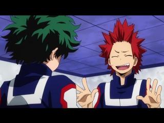 AniDub 2 сезон 02 серия - Boku no Hero Academia | Моя геройская академия  JAM