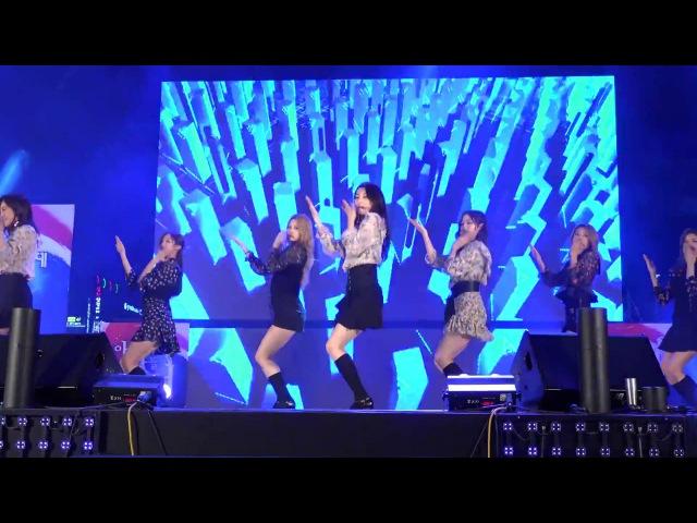 170526 구구단 나같은애 제127주년 세계노동절 기념 근로자 음악대축제 직캠 by 영원