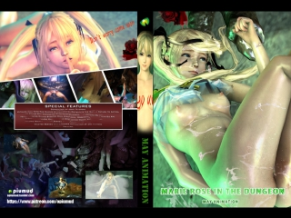 rule34 dead or alive rose marie (sex dungeon) sfm 3d porn monster sound 10min opiumud