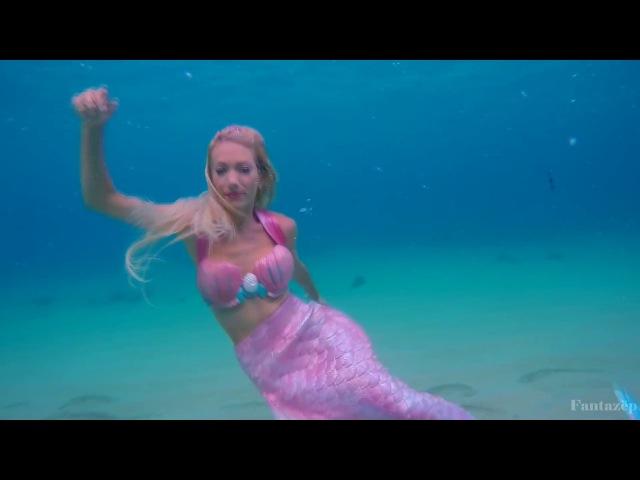 Ева Польна - Глубокое Синее Море (Fantazëp Video)