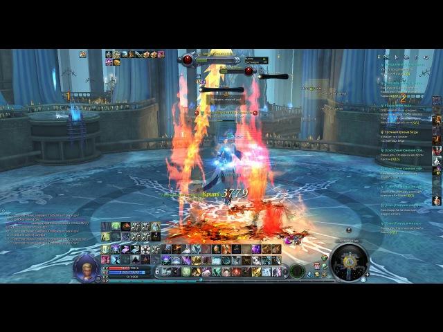 AION 5.8: Mirash Sanctuary (Last boss sorcerer POV)