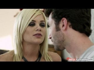 Riley steele [hd, all sex, big tits, rough sex, titty fuck, deep throat, porn]