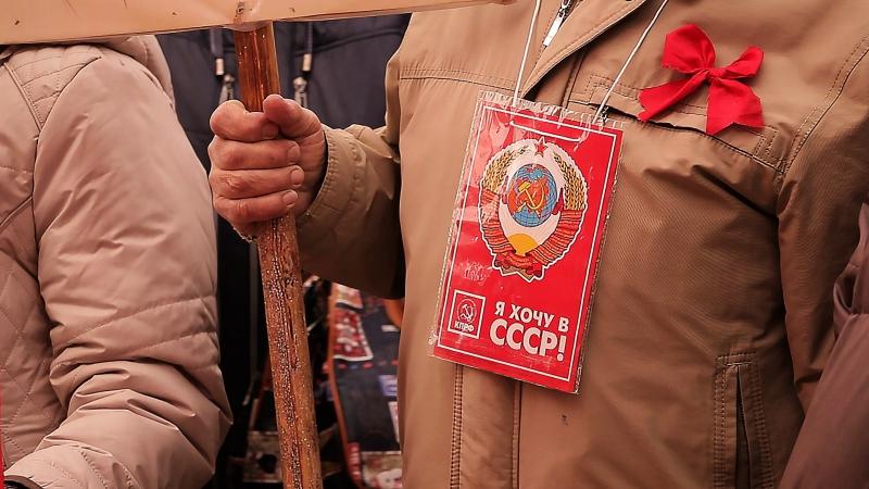В Салавате состоялся митинг в честь 100-летия Великой октябрьской революции [vk.com/salavatlife]