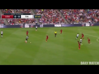 Usa vs trinidad and tobago 2-0 - all goals  highlights - world cup qualifiers 08⁄06⁄2017 hd
