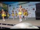 Танец Горошинки цветные