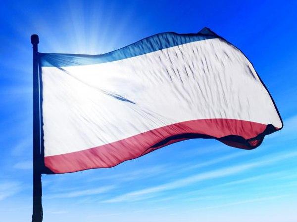 В Армянске отпраздновали День государственного Герба и Флага Крыма