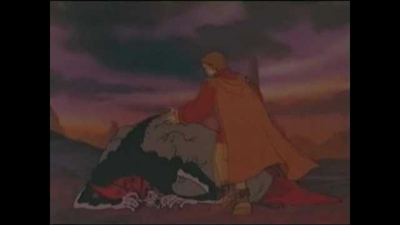 Flight of Dragons (1982) Final Showdown