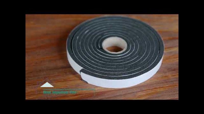 Cách lắp gioăng chống cháy cửa gỗ
