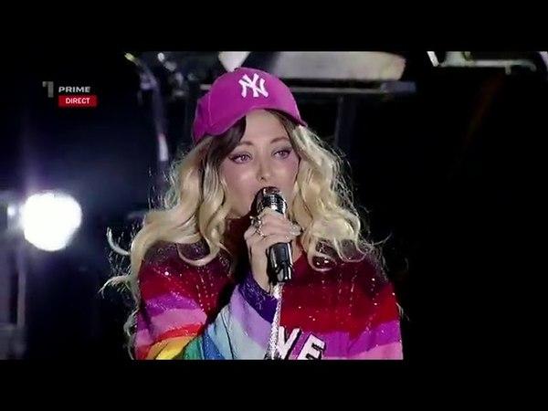 Delia - Cine m-a Facut Om Mare (Live @ PMAN 09.05.18)