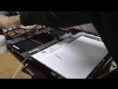 CoRE Ремонт дисплея Ноутбука. Нет LED подсветки на LCD матрице - 82ХХ