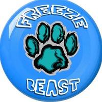 Логотип Собаки Тюмени. ДогФризби - клуб FreezeBeast