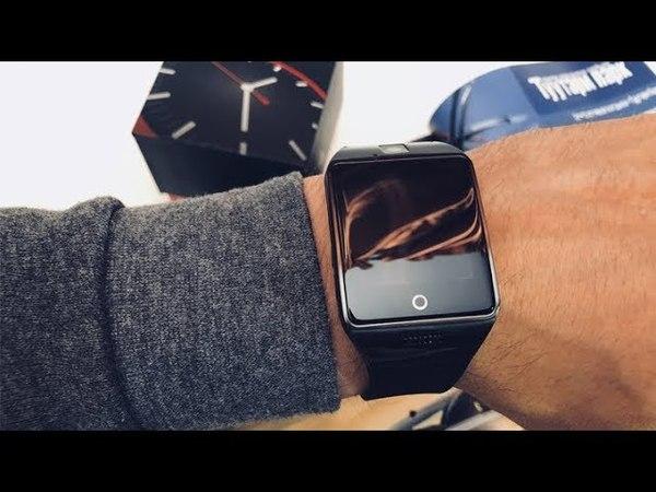 Краткий обзор Smart Watch Q18S