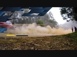 WRC 2018. Round 13. Australia. Day 2 Highlights