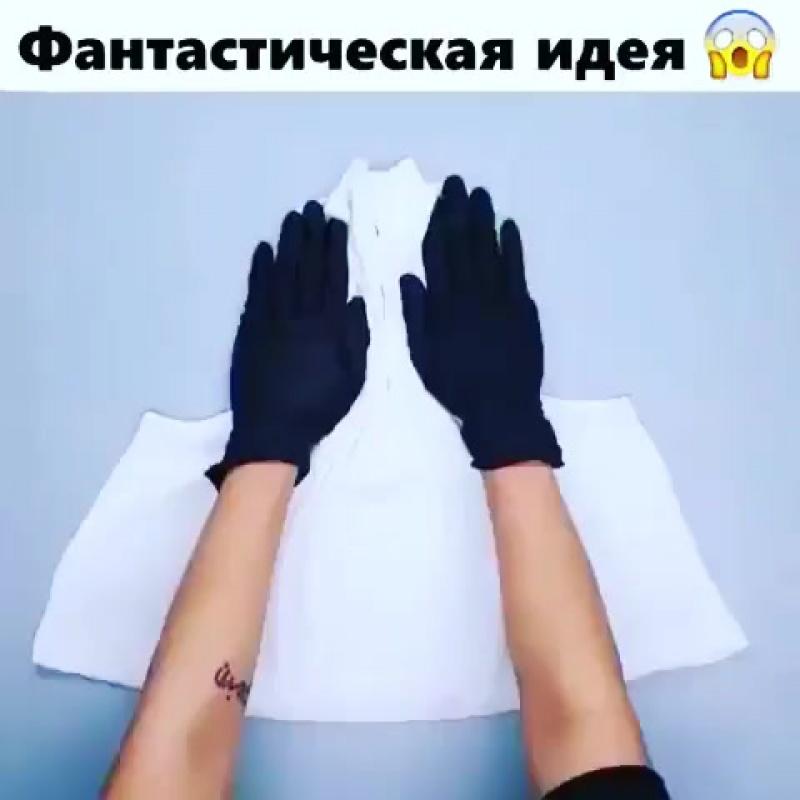 Веселая майка своими руками