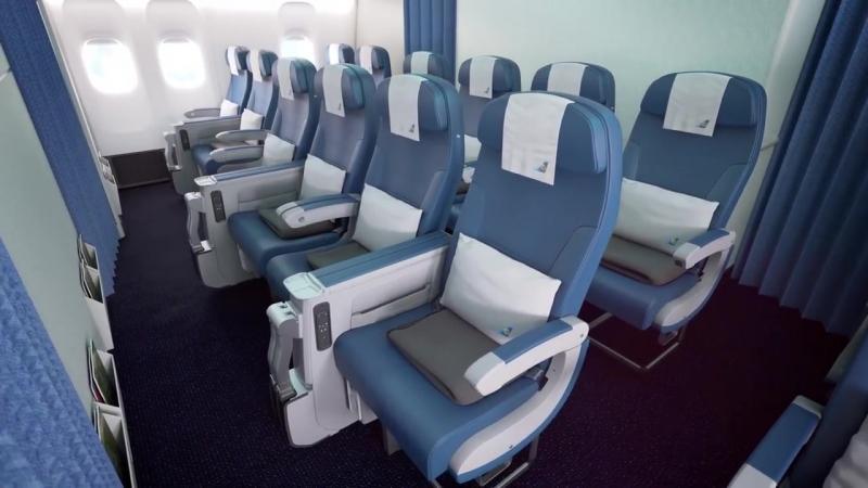Виртуальная экскурсия по Boeing 777-200ER