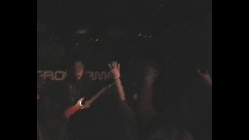 Zerokarma Комета кавер Гагарин Бит Live in BSB 13 01 2006