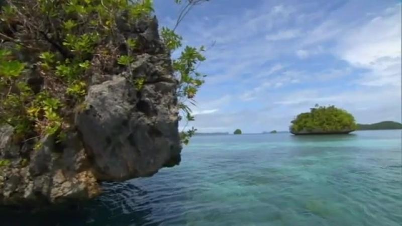 ТРОПИЧЕСКИЙ РАЙ Жемчужины южной части Тихого океана